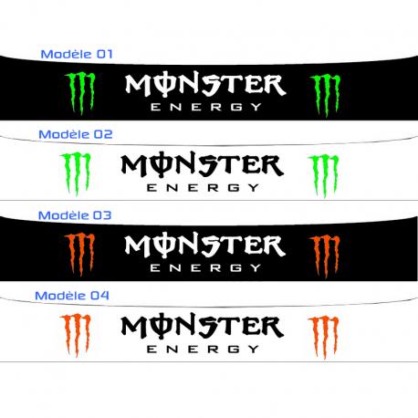 Bandeau Pare soleil Monster