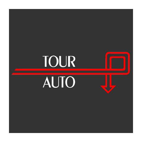 Tour Auto Blanc et Rouge