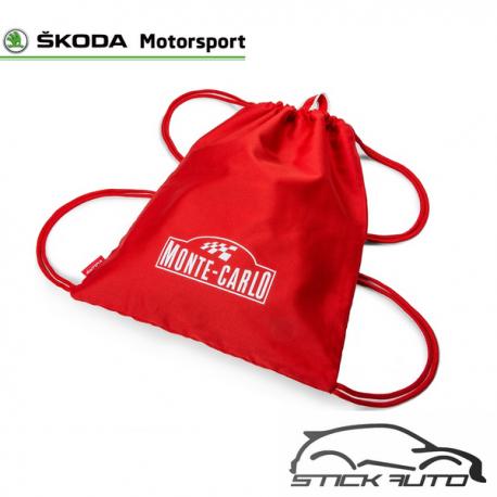 Gym Bag Monte-Carlo ŠKODA Motorsport