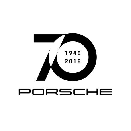 Porsche 70ans