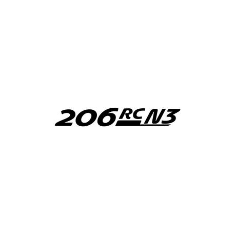 206 RC N3