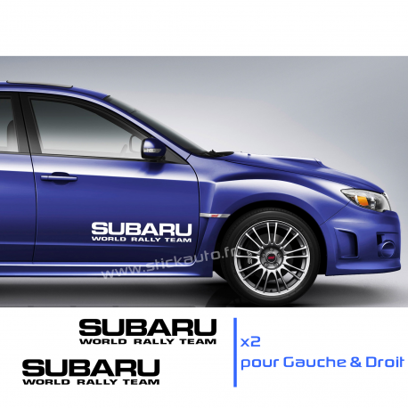 Kit 2 Stickers Subaru 60cm