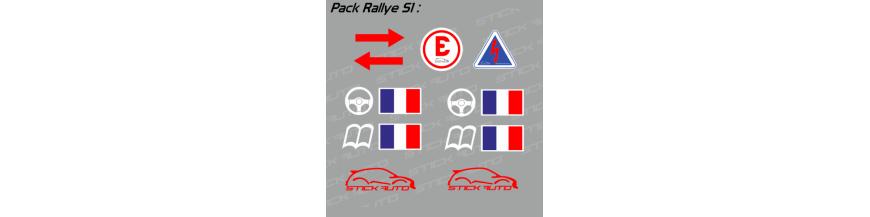 Pack Rallye
