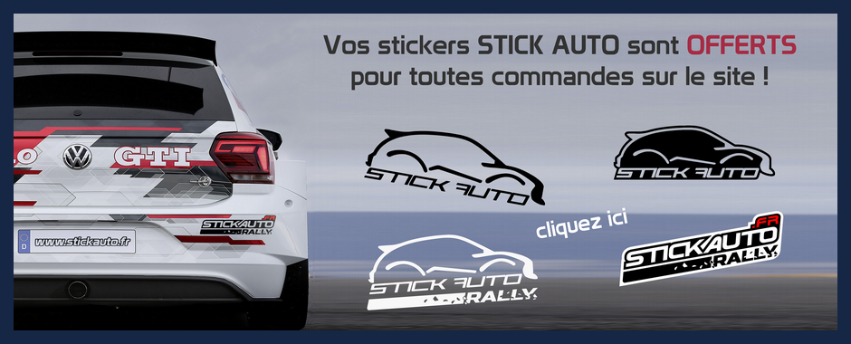 stick auto vente de stickers automobile adhesifs voiture deco rallye tuning. Black Bedroom Furniture Sets. Home Design Ideas
