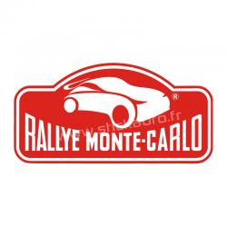 Plaque de Rallye Dakar 2015 en stickers