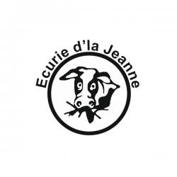 Sticker Ecurie d'la Jeanne