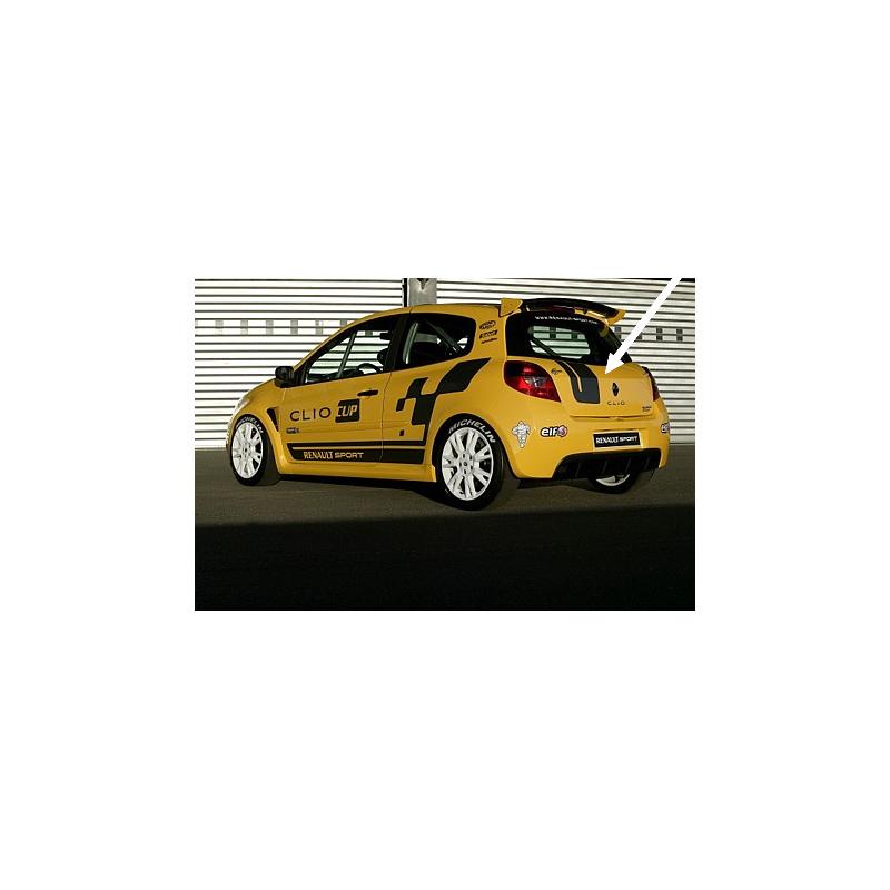 Kit Clio 4 Renault Sport Cup: Kit Bandes Renault Sport De Toit Type Clio Cup