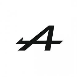 Alpine logo A
