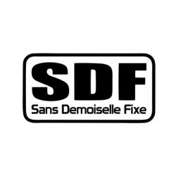 SDF Sans Demoiselle Fixe