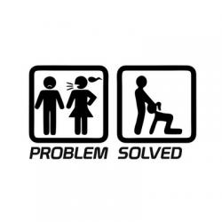 Problème Solved 2