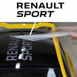 Stickers de toit Renault Sport RS16