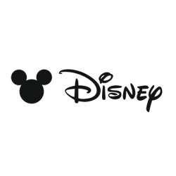 Stickers Disney Lettrage