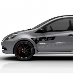 Kit Renault Sport Clio3RS type WSR RS16