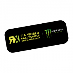 Sticker impression RX RallyCross Monster