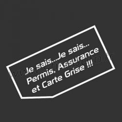 Je sais Permis Assurance et Carte Grise