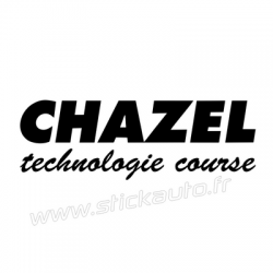 Chazel Technologie Course
