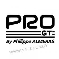 Pro GT Porsche Almeras