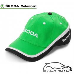 Casquette Enfant ŠKODA Motorsport
