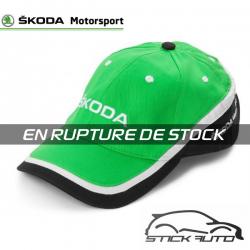 Casquette Adulte ŠKODA Motorsport
