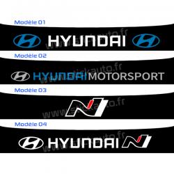 Bandeau Pare soleil Hyundai