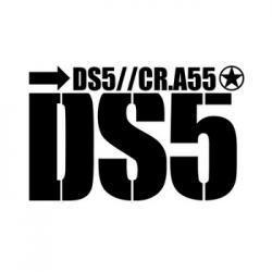 Sticker DS5 Capot