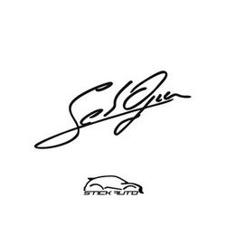 Sebastien Ogier Signature