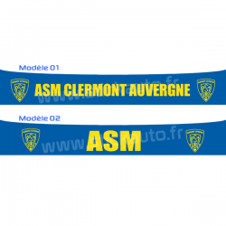 Bandeau Pare soleil ASM Clermont Auvergne