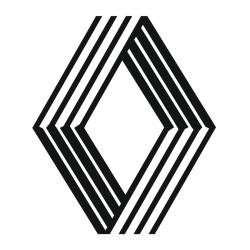 Stickers de toit Renault Ancien