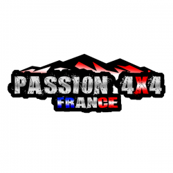 Sticker Passion 4x4 Off Road France Print
