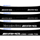 Bandeau Pare soleil Mercedes AMG
