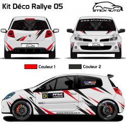 Kit Déco Rallye 05