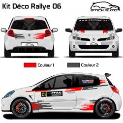 Kit Déco Rallye 06
