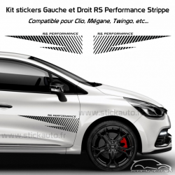 Kit Renault Sport RS Performance Strippe