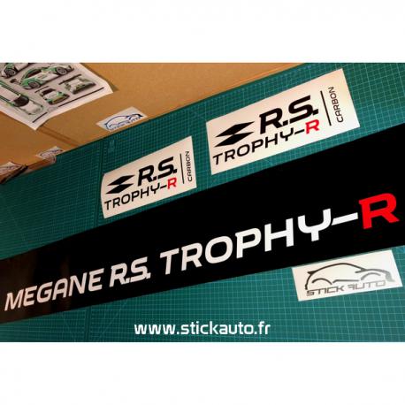 Pare soleil Mégane RS Trophy R