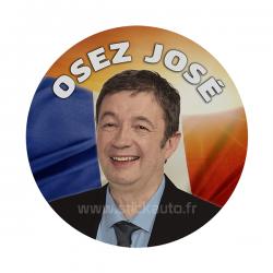 Sticker OSEZ JOSE