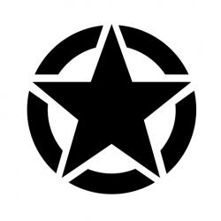 Jeep étoile normal