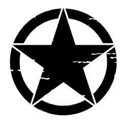 Jeep étoile strip