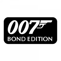Aston Martin 007 Bond Edition 2