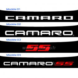 Bandeau Pare soleil Chevrolet Camaro