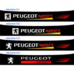 Bandeau Pare soleil Peugeot Sport P