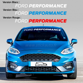 Lettrage de pare brise Ford Performance