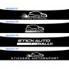 Bandeau Pare soleil Stick Auto Motorsport