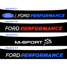 Bandeau Pare soleil Ford B