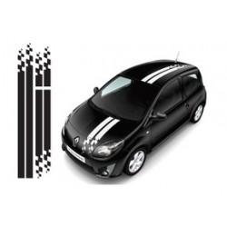 Kit Renault Twingo Bandes