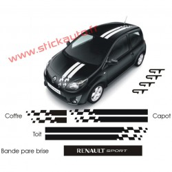 Kit Renault Twingo GT Full