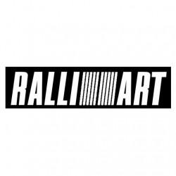Mitsubishi Ralli Art