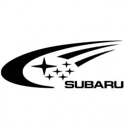 Subaru Etoiles coté Gauche