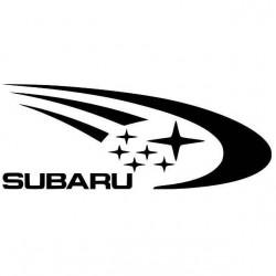 Subaru Etoiles coté Droit