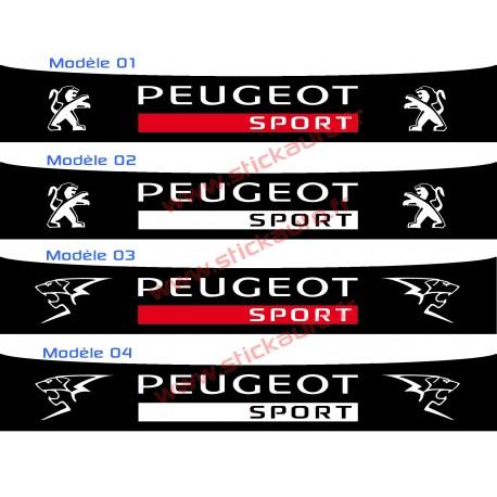 Bandeau Pare soleil Peugeot Sport A
