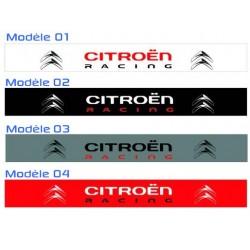 Bandeau Pare soleil Citroen Racing A